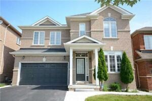 Beautiful Detached House in Brampton