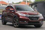 2016 Honda HR-V MY16 VTi-L Red 1 Speed Constant Variable Hatchback Nundah Brisbane North East Preview