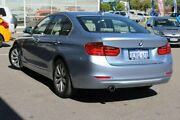 2015 BMW 320i F30 MY1114 Modern Line Blue 8 Speed Sports Automatic Sedan Osborne Park Stirling Area Preview