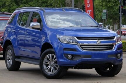 2017 Holden Trailblazer RG MY18 LTZ Blue 6 Speed Sports Automatic Wagon East Toowoomba Toowoomba City Preview