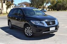 2014 Nissan Pathfinder R52 MY14 ST X-tronic 2WD Black 1 Speed Constant Variable Wagon Mandurah Mandurah Area Preview