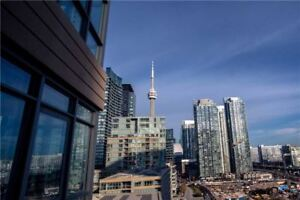 Luxury 2Br, Se Facing Condo W/Great View Of The City, Cn Tower