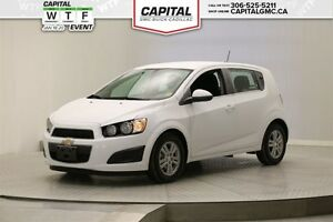 2016 Chevrolet Sonic LT HB*Remote Start - Heated Seats - Bluetoo