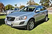 2012 Volvo XC60 DZ MY12 D5 Geartronic AWD Grey 6 Speed Sports Automatic Wagon Wangara Wanneroo Area Preview