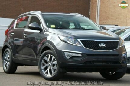 2015 Kia Sportage SL Series 2 MY14 SI Premium (FWD) Dark Gun Metal 6 Speed Automatic Wagon Mornington Mornington Peninsula Preview