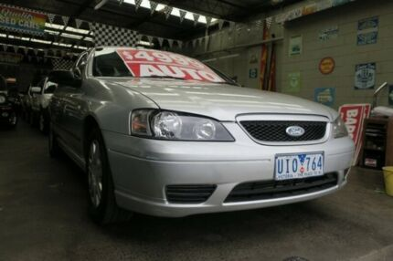 2006 Ford Falcon BF XT 4 Speed Auto Seq Sportshift Sedan Mordialloc Kingston Area Preview