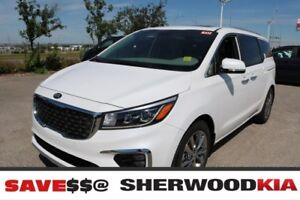 2019 Kia Sedona SXL NAPPA LEATHER SEATS, AIR COOLED FRONT SEATS,