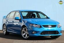 2011 Ford Falcon FG XR6 Limited Edition Purple 6 Speed Sports Automatic Sedan Cannington Canning Area Preview