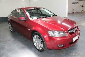 2009 Holden Commodore VE MY09.5 International Red 4 Speed Automatic Sedan Pennington Charles Sturt Area Preview