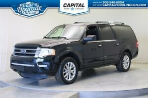 2017 Ford Expedition Max Limited 4WD **New Arrival**