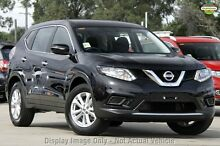 2015 Nissan X-Trail T32 ST X-tronic 4WD Diamond Black 7 Speed Constant Variable Wagon Cleveland Redland Area Preview