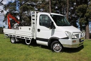 2007 Iveco Daily MY07 50C18 MWB White 6 Speed Automatic Beaconsfield Cardinia Area Preview