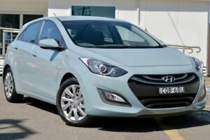 2013 Hyundai i30 GD Active Blue 6 Speed Sports Automatic Hatchback Gosford Gosford Area Preview