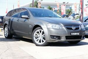 2011 Holden Berlina VE II International Sportwagon Grey 6 Speed Sports Automatic Wagon Blacktown Blacktown Area Preview