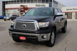 2013 Toyota Tundra Platinum w/Navigation, Moonroof and Leather