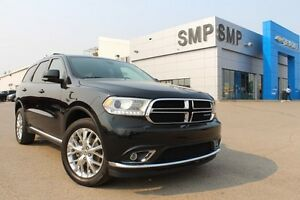 2016 Dodge Durango Limited - AWD, 7 Seats, Heated Leather, Nav,