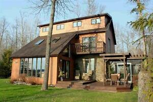 OPEN HOUSE WATERFRONT RESIDENCE  SUNDAY 2:30 - 4:00
