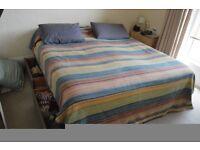 Super King mattress and base