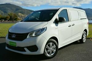 2020 LDV G10 SV7C White 6 Speed Manual Van Derwent Park Glenorchy Area Preview