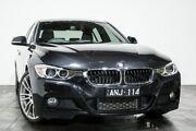 2014 BMW 328I F30 MY0813 M Sport Black 8 Speed Sports Automatic Sedan Rozelle Leichhardt Area Preview