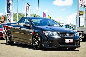 2012 Holden Ute VE II SS Thunder Black 6 Speed Sports Automatic Utility Garbutt Townsville City Preview