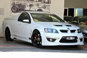 2012 Holden Special Vehicles Maloo E Series 3 MY12.5 White 6 Speed Sports Automatic Utility Doncaster Manningham Area Preview