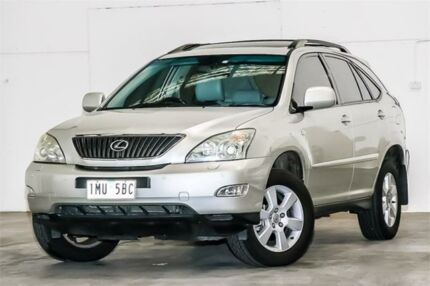 2006 Lexus RX350 GSU35R Sports Silver 5 Speed Automatic Wagon Mentone Kingston Area Preview