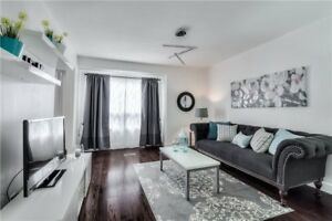 Stunning 3Bed+Bath / Townhome / Updated / Fin Bsmt / Mississauga