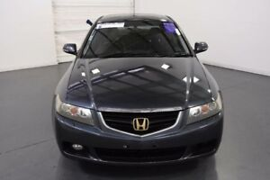 2003 Honda Accord Euro Luxury Blue 5 Speed Sequential Auto Sedan