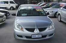2004 Mitsubishi Lancer CH ES Silver 4 Speed Automatic Sedan Mitchell Gungahlin Area Preview