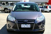2014 Ford Focus LW MKII Trend PwrShift Blue 6 Speed Sports Automatic Dual Clutch Hatchback Frankston Frankston Area Preview