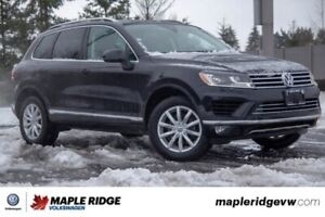 2015 Volkswagen Touareg Comfortline GREAT CONDITION, SUPER LOW K