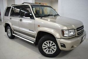 2003 Holden Jackaroo U8 MY02 Nullabor Silver 4 Speed Automatic Wagon West Launceston Launceston Area Preview