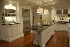 Warehouse Direct Sell Solid Wood Kitchen Cabinets Kitchener / Waterloo Kitchener Area image 1