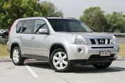 2010 Nissan X-Trail T31 MY10 ST-L Blade 1 Speed Constant Variable Wagon Springwood Logan Area Preview