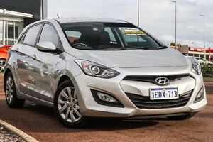 2013 Hyundai i30 GD Active Silver 6 Speed Sports Automatic Hatchback East Rockingham Rockingham Area Preview