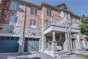 Gorgeous Freehold Townhouse Located At Thoroughbred Way