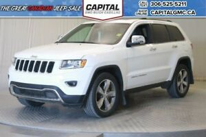 2015 Jeep Grand Cherokee Limited 4WD*Leather*4X4*Sunroof*