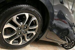 2016 Mazda 2 DJ2HA6 Genki SKYACTIV-MT Metropolitan Grey 6 Speed Manual Hatchback