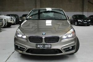 2015 BMW 218D F45 Luxury Line Olive Automatic Hatchback Knoxfield Knox Area Preview