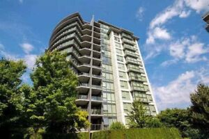 1BR + 1Bath, Richmond 18/F High-Rise Furnished for Rent