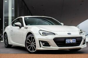 2018 Subaru BRZ Z1 MY18 Premium Crystal White 6 Speed Manual Coupe Wangara Wanneroo Area Preview