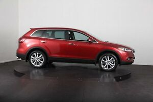 2012 Mazda CX-9 MY13 Luxury (FWD) Red 6 Speed Auto Activematic Wagon McGraths Hill Hawkesbury Area Preview