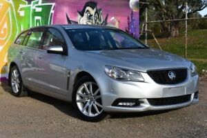 2013 Holden Commodore VF MY14 International Sportwagon Silver 6 Speed Sports Automatic Wagon St Marys Mitcham Area Preview