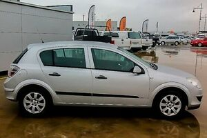 2008 Holden Astra AH MY08.5 60th Anniversary Silver 4 Speed Automatic Hatchback Pakenham Cardinia Area Preview
