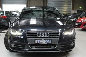 2012 Audi A4 B8 8K Blue Constant Variable Sedan Knoxfield Knox Area Preview