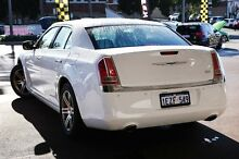 2013 Chrysler 300 LX MY13 Limited E-Shift White 8 Speed Sports Automatic Sedan Northbridge Perth City Preview
