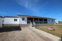 SOLD! Modular Home in Clairmont near School on Corner Lot!