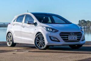 2015 Hyundai i30 GD3 Series II MY16 SR Premium White 6 Speed Sports Automatic Hatchback Bunbury Bunbury Area Preview
