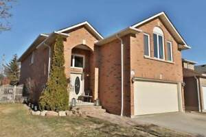 Meadowvale 4+1 Bdrm Detached Home 2690Sqft Plus Fin Bsmt
